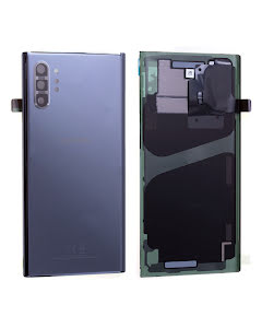 Galaxy Note 10 Plus Back Cover Black