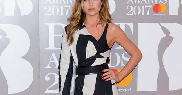 Abbey Clancy's daughter wants to compete on Britain's Next Top Model