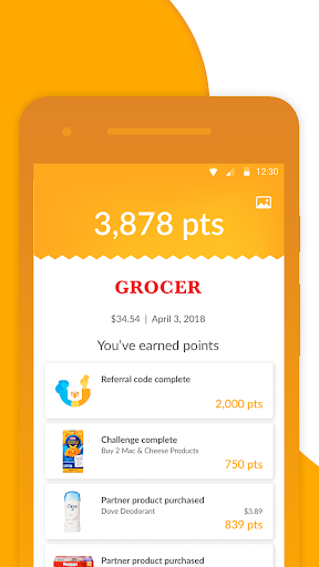 PC u7528 Fetch Rewards: Grocery Savings & Gift Cards 1