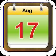 Chad Calendar 2019