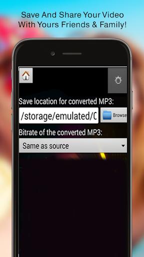 MP4到MP3播放音频转换器