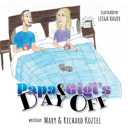 Papa And Gigi's Day Off cover