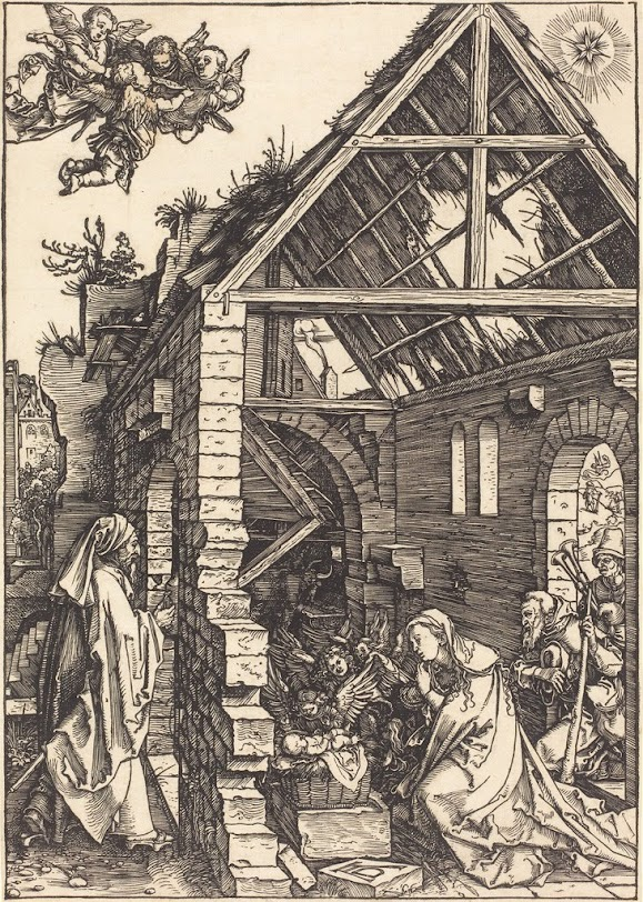 Article on Durer and woodcuts.