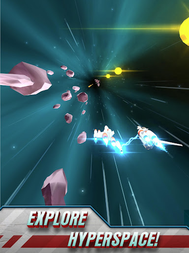 Galaga Wars - screenshot