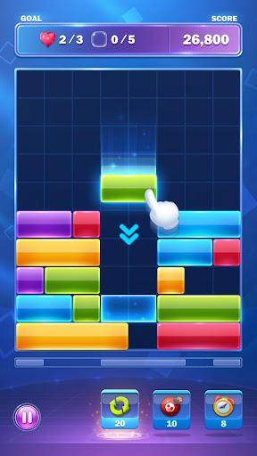 Block Blast: Dropdom Puzzle Game apktram screenshots 1