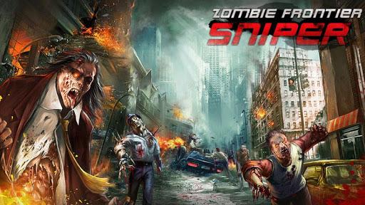 Zombie Frontier : Sniper 1.27 app download 13