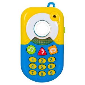 Telefon de jucarie, activitati educative - 25 x 5 x 21 cm