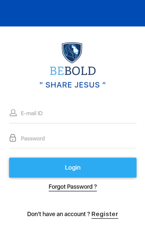 Be Bold For Jesus- screenshot