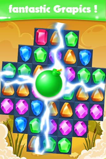 mania jewel match 3 puzzl
