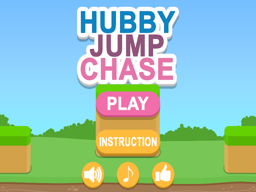 Hubby Jump Chase
