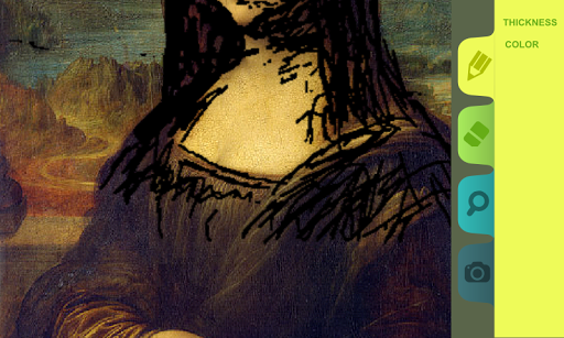 Draw Portrait from a Photo