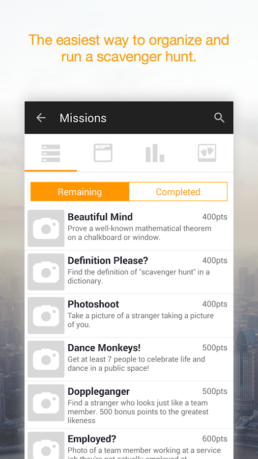 GooseChase - screenshot