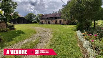 ferme à Saint-Maurice-lès-Charencey (61)