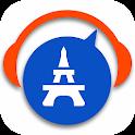Париж Большой аудио-путеводитель 1000Guides icon