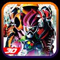 Rider Battle : Ex-Aid Vs All Rider Ultimate 3D icon