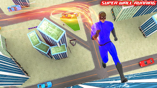 Light Speed hero: Crime Simulator: superhero games 3.1 screenshots 4