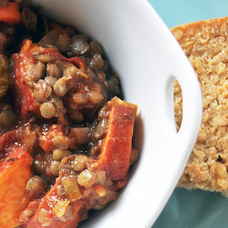 Lentil Veggie Stew