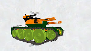 YNR-02式 軽戦車