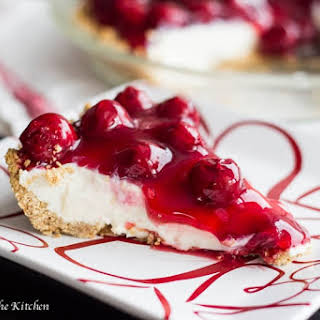 Cherry Cream Cheese Pie.