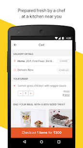 FreshMenu – Food Ordering App 2