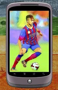 Neymar Wallpaper - náhled