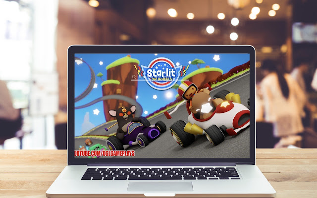 Starlit On Wheels HD Wallpapers Game Theme