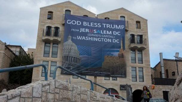 No Democrats at U.S. embassy event in Jerusalem