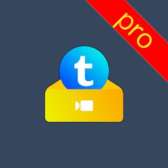 TumbPods-Pro -Tumblr Viewer&Video&Photo&Downloader