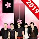 1D - One Direction Piano Tiles Pink 2019