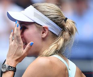 """Nieuwe sport voor Caroline Wozniacki? """"Niet slecht voor een eerste keer"""""""