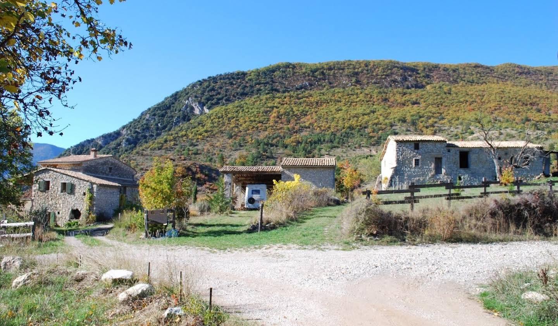 Mas Montbrun-les-Bains