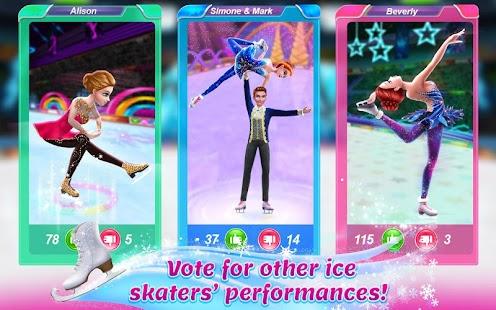 Ice skating ballerina dance challenge arena android apps on ice skating ballerina dance challenge arena screenshot thumbnail voltagebd Gallery