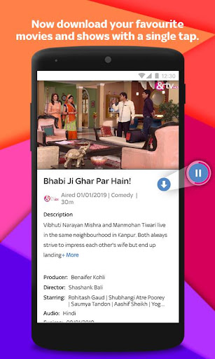 Tata Sky Mobile- Live TV, Movies, Sports, Recharge screenshot 8