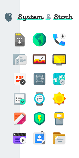 Minty Icons Pro Screenshot Image
