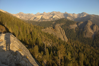 Photo: Sugar Bowl Dome and the Great Western Divide