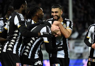 Guillaume Gillet, Kaveh Rezaei: Sporting Charleroi ziet het groot, maar...