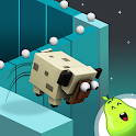 Dot Trail Adventure:Dash on the line, get the ball icon
