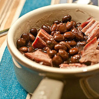 Smoked Beef Brisket Black Bean Soup