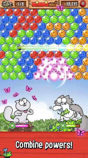 Simonu2019s Cat - Pop Time 1.25.3 screenshots 3
