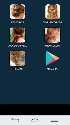 Simple hairstyles. 18.0.0 screenshots 6