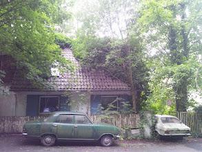 Photo: In ein paar Jahren ist das Haus sicherlich im Dschungel verschwunden!