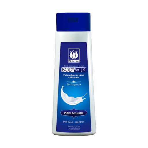 Crema Corporal Brizna Body Milk Piel Sensible 240Ml