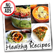 Healthy Recipes No-Ads