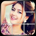 Slide Puzzles: Beautiful Girls Sliding Puzzle Game icon