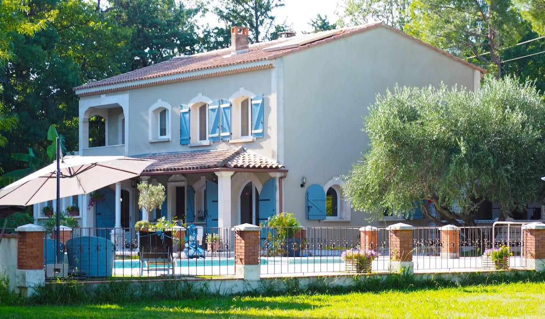 Villa avec piscine et jardin Salon-de-Provence