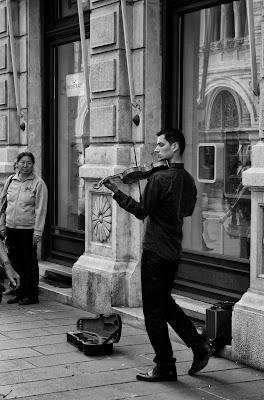 Violino Zigano di Alessandro Marani