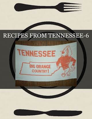 RECIPES FROM TENNESSEE-6