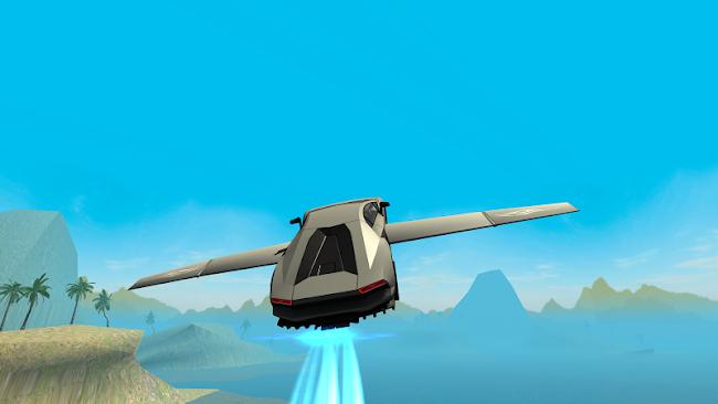 Flying Car Free: Extreme Pilot- screenshot