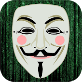 Anonymous Mask Photo Maker