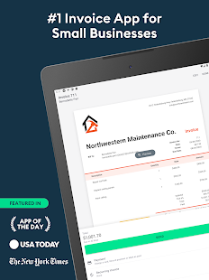 Invoice 2go - Professional Business Invoice Maker Screenshot